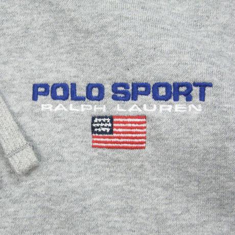 Ralph Lauren Polo Sport Fleece Hoodie メンズ スウェット プルオーバーフード ポロスポーツ メンズ  AndoverHeather / RL17