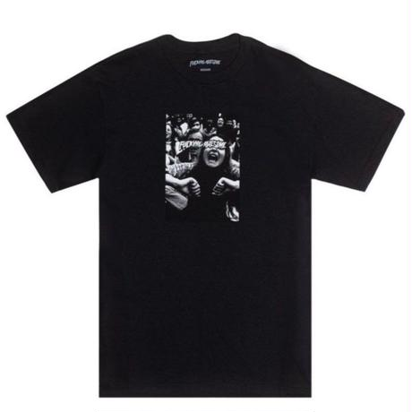 FUCKING AWESOME SCREAM TEE Tシャツ FA13 BLACK