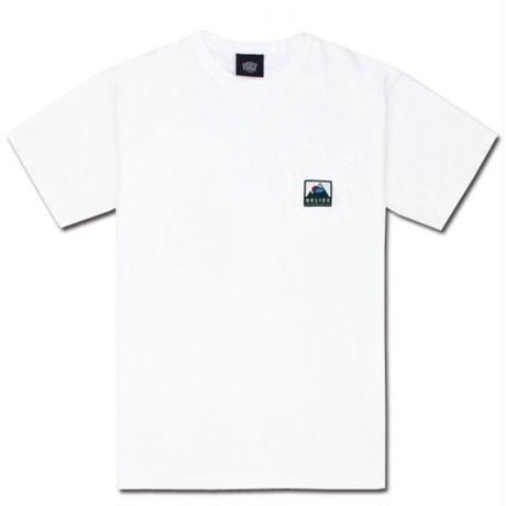 BELIEF NYC Elements Pocket Tee -White BL15