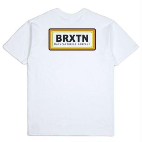BRIXTON  GASSER S/S STANDARD TEE 16002 メンズ BRIX390