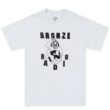 Bronze 56k Bronze FM Tee  Ash  ブロンズ  Tシャツ BZ20