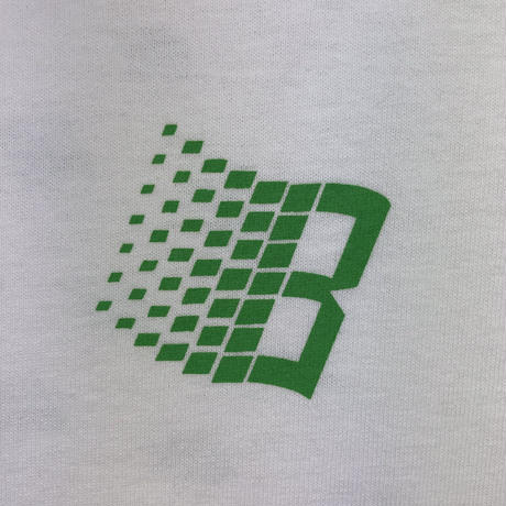 Bronze 56k VX B Logo Tee White  ブロンズ  Tシャツ BZ18
