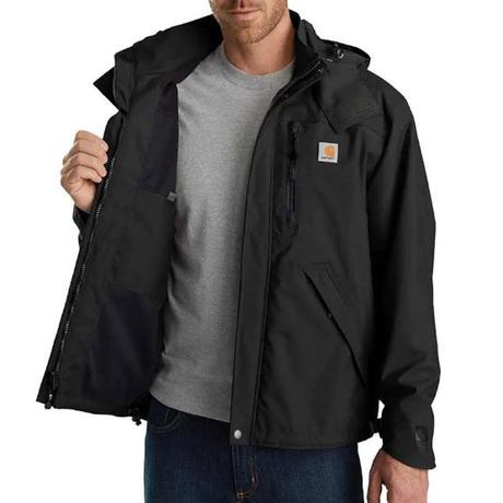 carhartt Shoreline Waterproof Breathable Jacket J162 カーハート マウンテンパーカー メンズ アウター CHT41 OLIVE