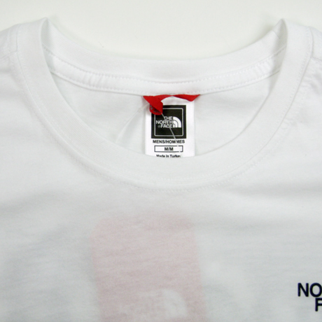 THE NORTH FACE EUモデル /S RED BOX CELEBRATION TEE ノースフェイス Tシャツ S NF0A2ZXE メンズ  / TNF67 TnfWhiteNavy