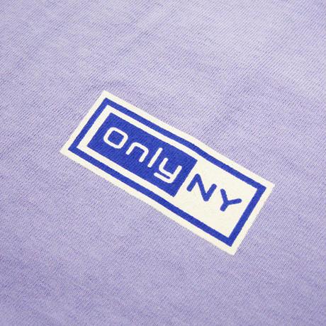 ONLYNY   Network T-Shirt  オンリーニューヨーク メンズ Tシャツ Lavender ONLY69