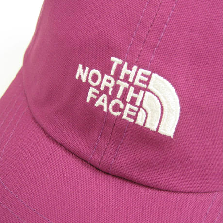 THE NORTH FACE  NORM HAT NF0A3SH3 ノーススフェイス ロゴ キャップ ノームハット 男女兼用 / TNF36 WildAsterPurple