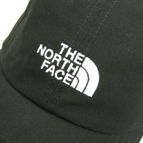 THE NORTH FACE NORM HAT NF0A3SH3  ノーススフェイス ロゴ キャップ ノームハット 男女兼用  / TNF36 BLACK