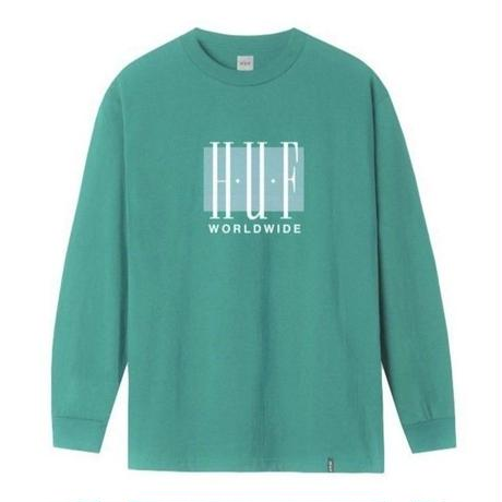 HUF LINEAR L/S TEE / HUF130 DeepJungle