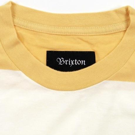 BRIXTON  CORWIN WASHED SS KNIT ブリクストン BRIX314