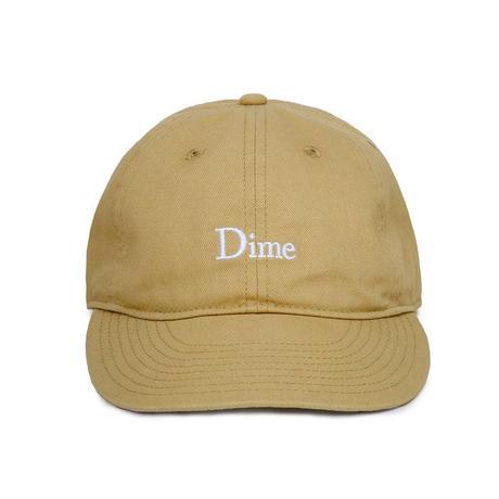 Dime Classic Logo Cap ダイム メンズ キャップ 帽子 DIME MTL CREAM DIME51