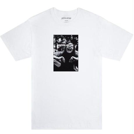 FUCKING AWESOME SCREAM TEE Tシャツ FA13 WHITE
