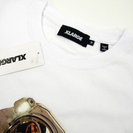XLARGE S/S TEE ASTRONAUTS メンズ 半袖Tシャツ WHITE  XL49