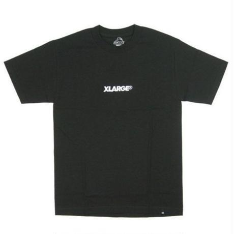 XLARGE S/S TEE EMBROIDERY STANDARD LOGO メンズ  XL13 BLACK