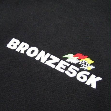 BRONZE 56K EMBROIDERED DAYTONA HOODY  BLACK BZ11
