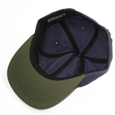 ALLTIMERS BROADWAY HAT オールタイマーズ CAP メンズ キャップ PURPLE ARMY GREEN  ATS35