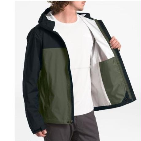 THE NORTH FACE MEN'S VENTURE 2 JACKET ノースフェイス ベンチャー2ジャケット / TNF32 TaupeGreenBlack