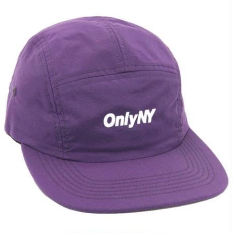 OnlyNY オンリーニューヨーク CAP Logo 5-Panel Hat メンズ ONLY10 VIOLET