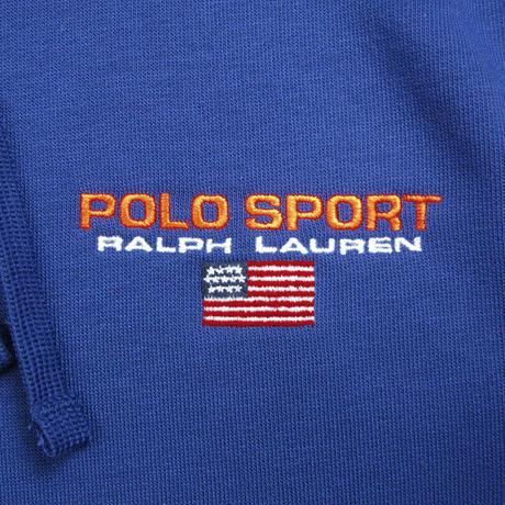 Ralph Lauren Polo Sport Fleece Hoodie メンズ スウェット プルオーバーフード ポロスポーツ メンズ  FallRoyal / RL18