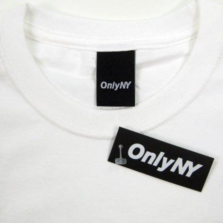 ONLY NY  TRACK CLUB T-SHIRT / ONLY17