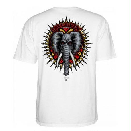 POWELL PERALTA VALLELY ELEPHANT T-shirt メンズ トップス  パウエル  PW19