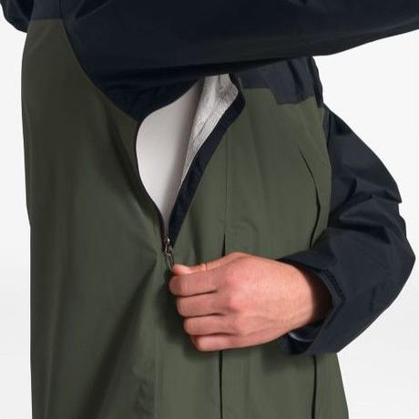 USモデル THE NORTH FACE MEN'S VENTURE 2 JACKET  / TNF32 TaupeGreenBlack