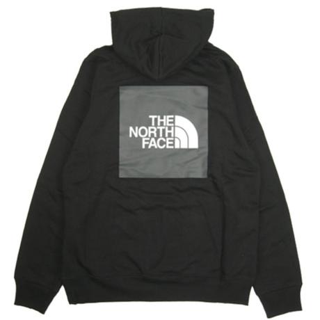 THE NORTH FACE 2.0 BOX Pullover Hoodie NF0AM4G ノースフェイス パーカー メンズ スウェット アウトドア / TNF42  BLACK