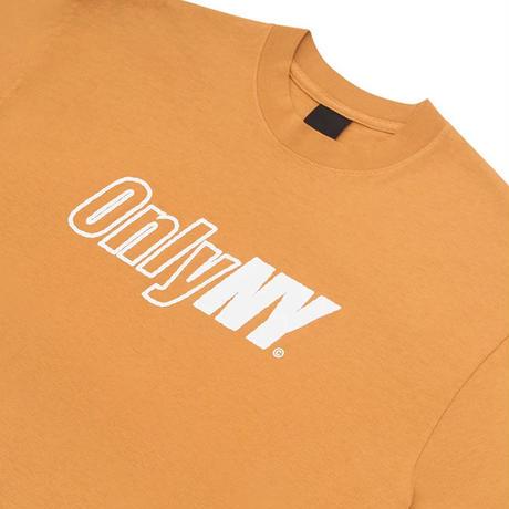 ONLYNY  Cinder Logo T-Shirt オンリーニューヨーク メンズ Tシャツ  Mandarin  ONLY56