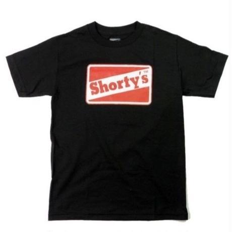 SHORTY'S OG LOGO TEE ショーティーズ オリジナルロゴ Tシャツ メンズ トップス Tシャツ スケーター SHO12 BLACK