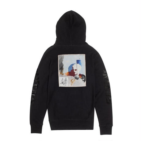 FUCKING AWESOME NAUTICAL ROME FRENCH TERRY HOOD スケーター ストリート メンズ トップス FA15 BLACK