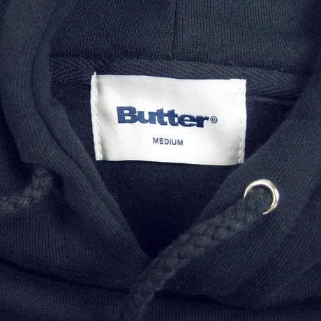 BUTTER GOODS  Monkey Pullover Hood バターグッズ パーカー メンズ トップス プルオーバーフード  NAVY BG36