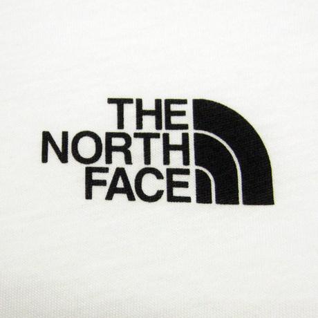 THE NORTH FACE S/S SIMPLE DOME TEE ヨーロッパモデル ノースフェイス Tシャツ NF0A2TX5 メンズ 半袖Tシャツ / TNF68 TnfWhite