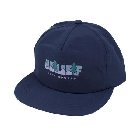 BELIEF NYC ビリーフ キャップ CAP GREAT ESCAPE SNAPBACK メンズ BL10 NAVY