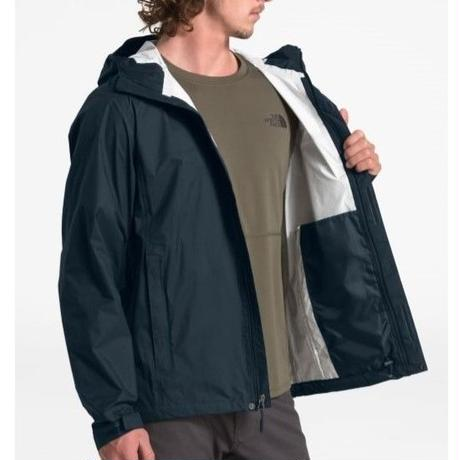 USモデル THE NORTH FACE MEN'S VENTURE 2 JACKET / TNF32 NAVY