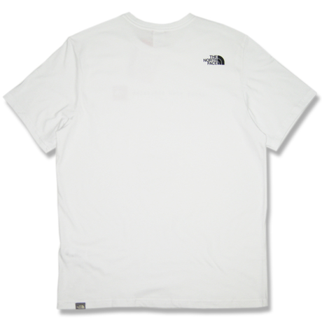 THE NORTH FACE EUモデル  S/S NEVER STOP EXPLORING TEE ノースフェイス Tシャツ NF0A2TX4 メンズ  / TNF65 TnfWhite
