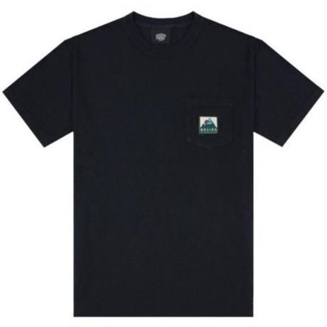 BELIEF NYC Elements Pocket Tee - Black BL15