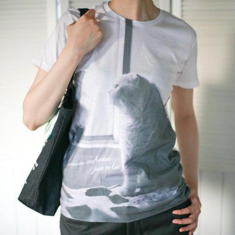 【SALE】黄昏ふくさん全面Tシャツ