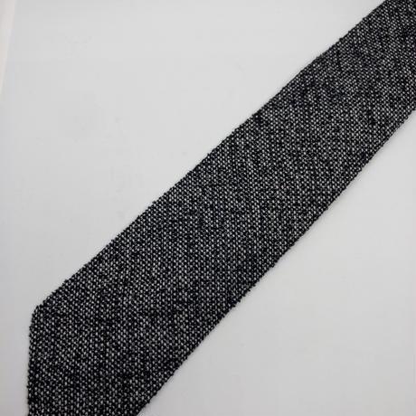 [Fibonacci]スフォデラートネクタイ(米沢織グレイ)