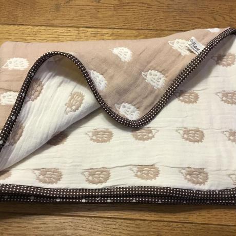 6重織りガーゼブランケット