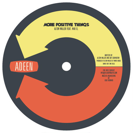Alton Miller / More Positive Things