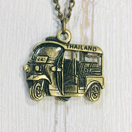 【タイ】トゥクトゥクネックレス TTN-01