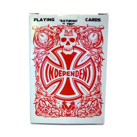 INDEPENDENT PLAYING CARDS