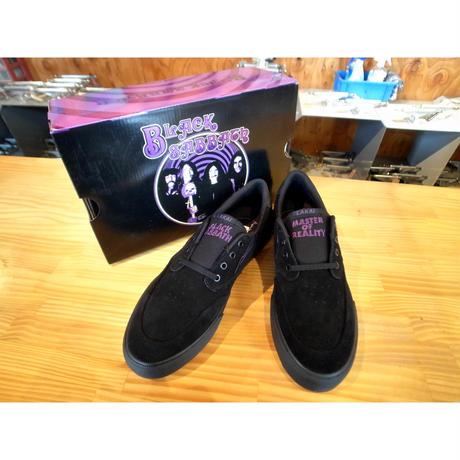 LAKAI Black Sabbath RILEY 3 SMU BLACK SUEDE 9(27cm)