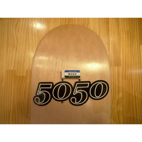 """Fifty Fifty """"ICON(5050)"""" ステッカー L size (1枚)"""