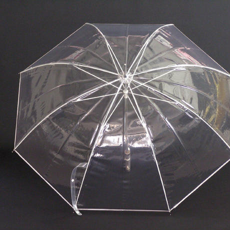 園遊会特別仕様透明傘「縁結:えんゆう」シャンパンゴールド