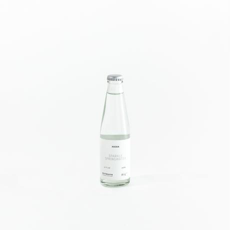 ASODA [SPARKLE SPRINGWATER] 6 piece set