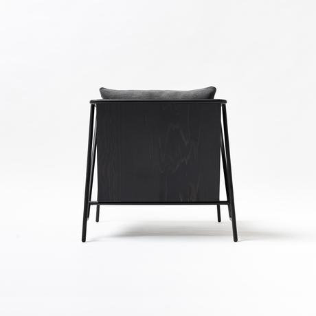 MASS Series LoungeChair -SUMI LIMITED-