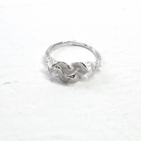 """""""auri ring"""" wh small"""