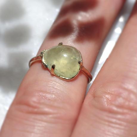 moss ring エピドートインプレナイト