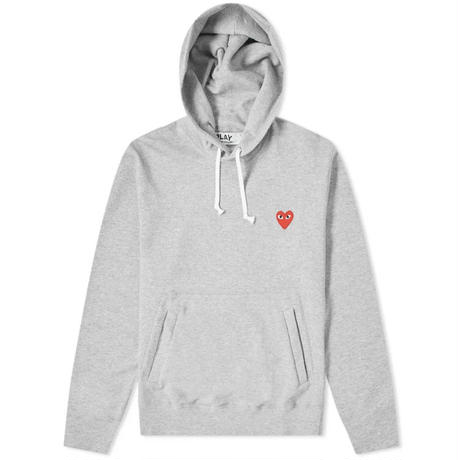 comme des garcons play hoody