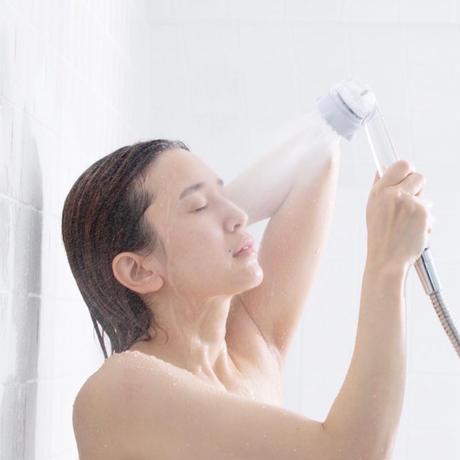 ミラブルplus+ シャワーヘッド